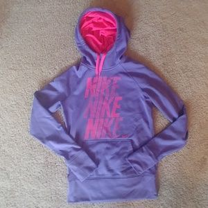 Extra small Nike hoodie thermal fit